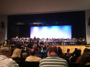Abby's Concert